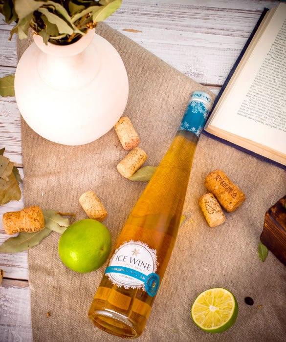 Ice Wine - Деликатесное вино