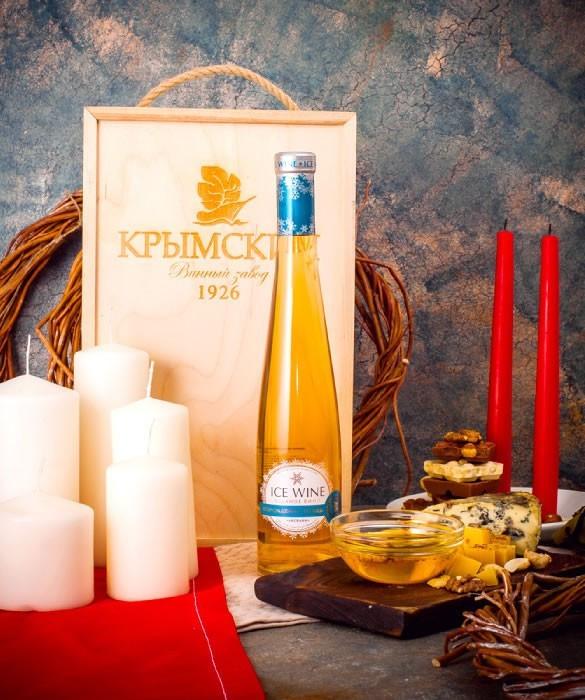 Праздничное вино из элитного винограда