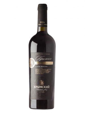 Вино Карымское Эксклюзивное Красное Сухое