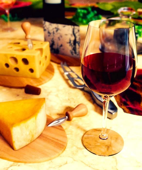merlot dry with hard cheeses - Мерло Красное Сухое
