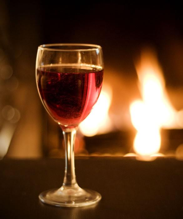 Игристое вино Мускатное Полусладкое Розовое