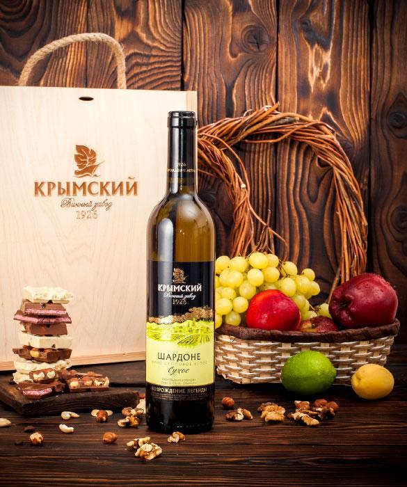 wine chardonnay dry - Шардоне Белое Сухое