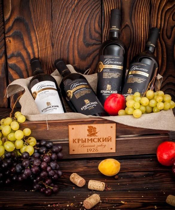 Красные вина из Эксклюзивной коллекции