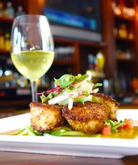 Вино для лёгкого белого мяса и рыбы